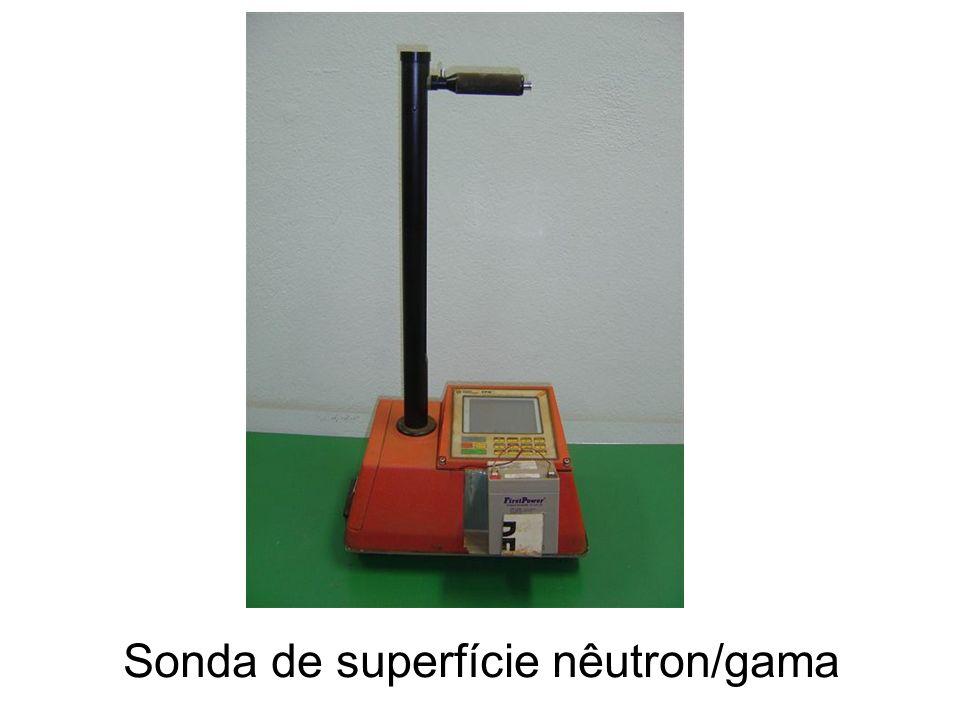 Sonda de superfície nêutron/gama