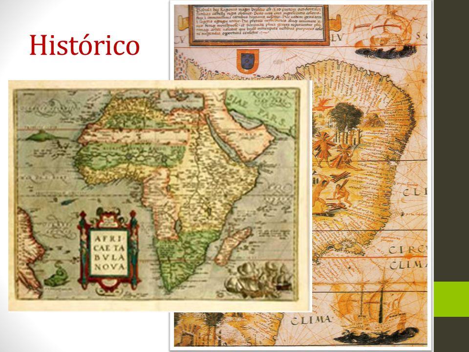 Histórico Século XX: Desenvolvimento de sistemas computacionais Cartografia associada a um Sistema de Informações Geográficas (SIGs)