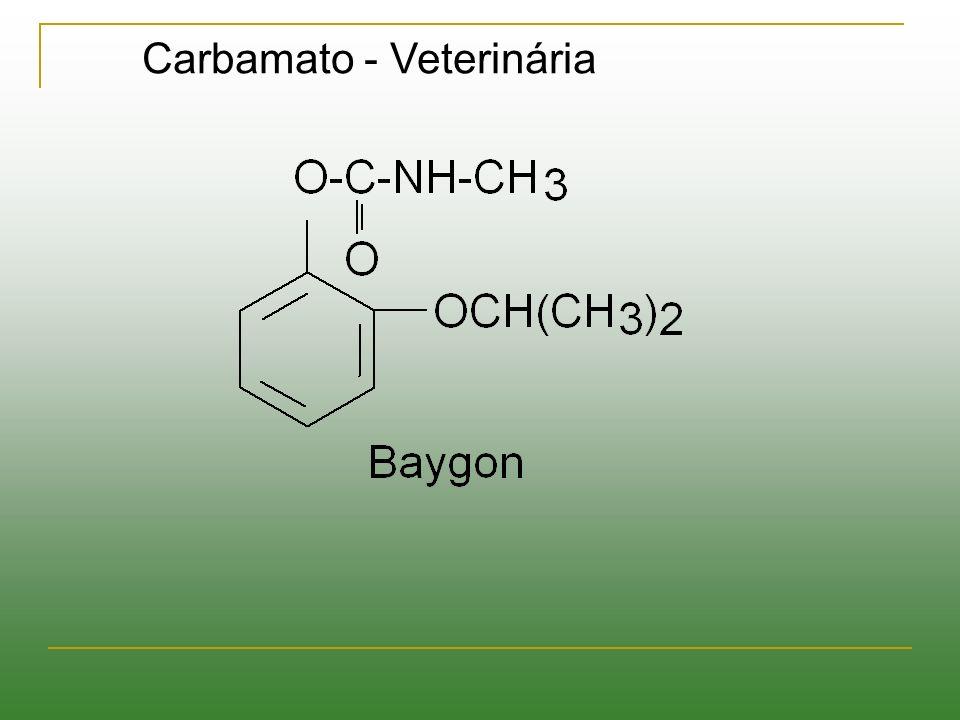 Carbamato - Veterinária