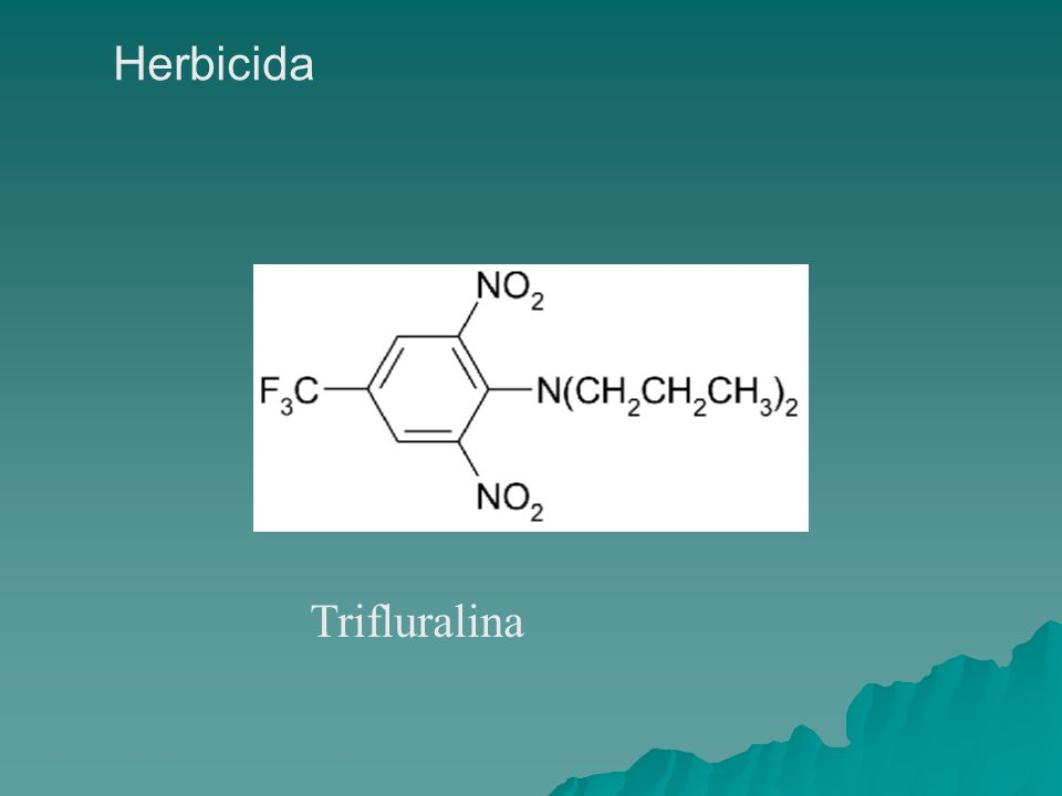 Trifluralina Herbicida