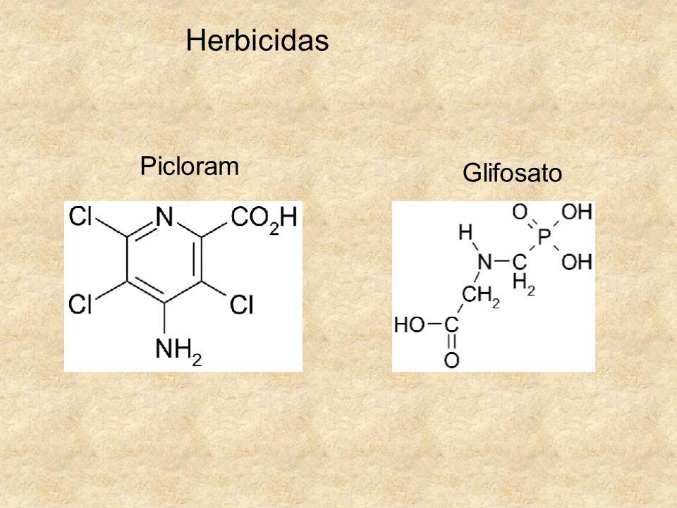 Herbicidas Picloram Glifosato