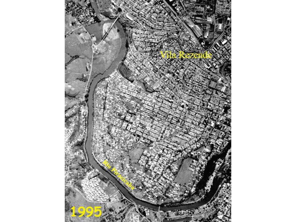 Vila Rezende Rio Piracicaba 1995