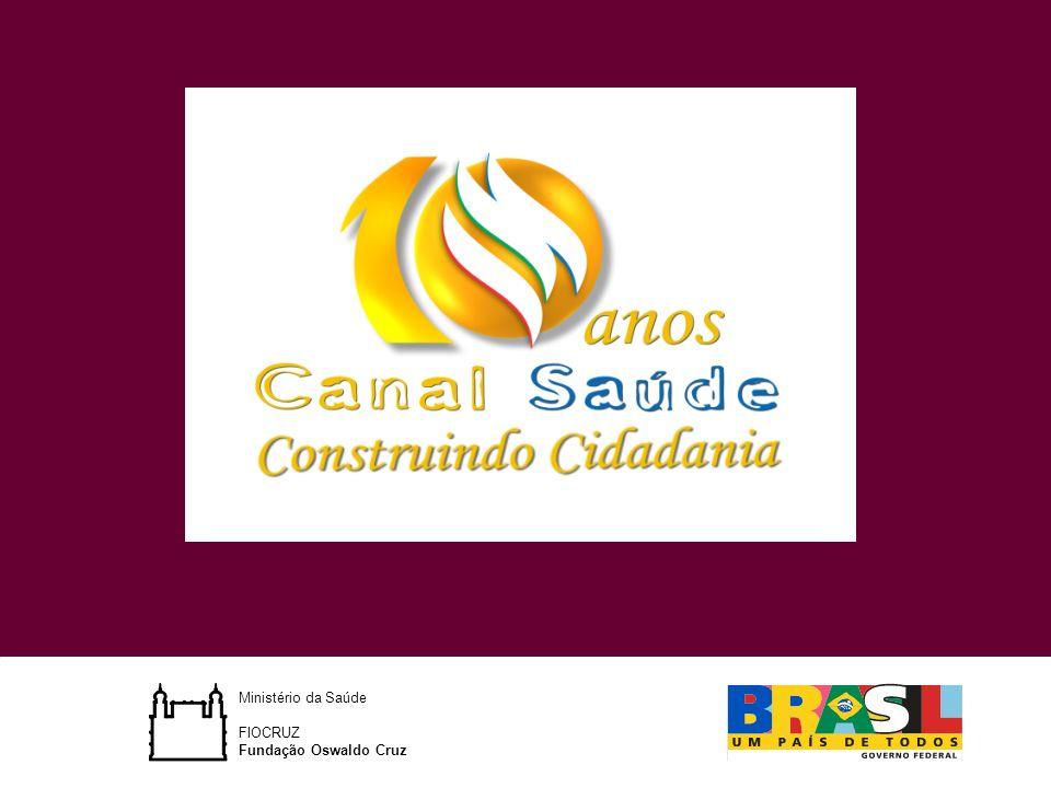 1 Ministério da Saúde FIOCRUZ Fundação Oswaldo Cruz