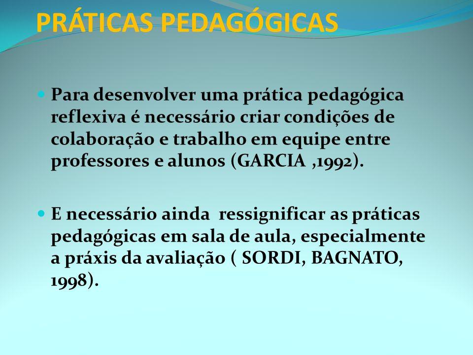 Nas práticas avaliativas O professor coleta, analisa e sintetiza, da forma mais objetiva possível, as manifestações das condutas cognitivas e afetivas