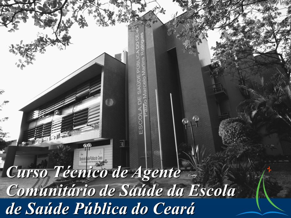 Curso Técnico de Agente Comunitário de Saúde da Escola de Saúde Pública do Ceará