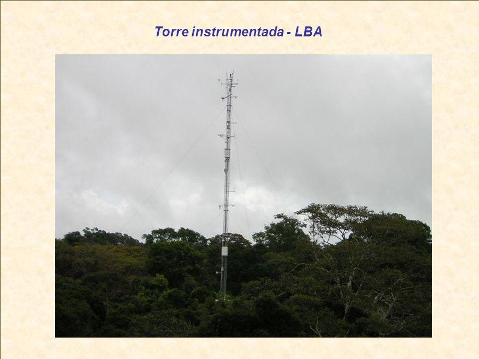 Torre instrumentada - LBA