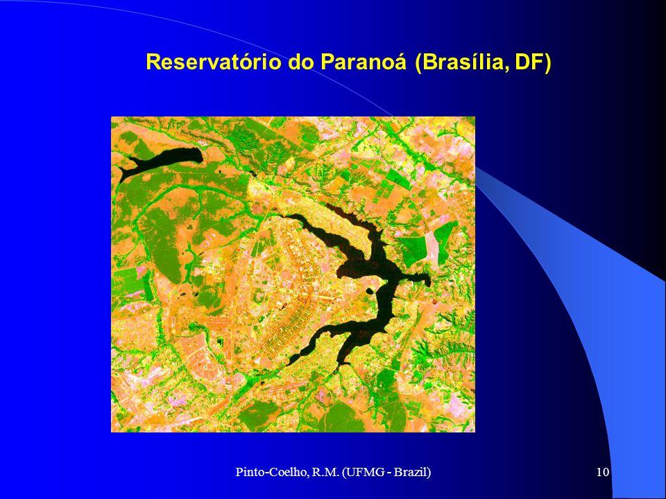 Pinto-Coelho, R.M. (UFMG - Brazil)10 Reservatório do Paranoá (Brasília, DF)