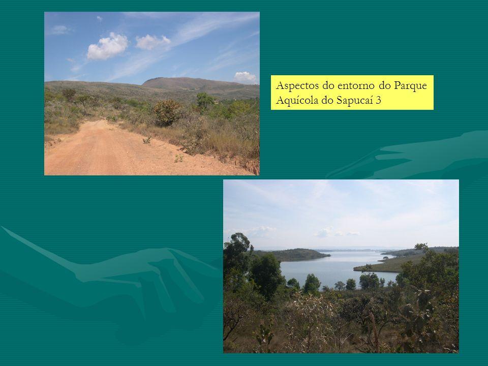 Aspectos do entorno do Parque Aquícola do Sapucaí 3