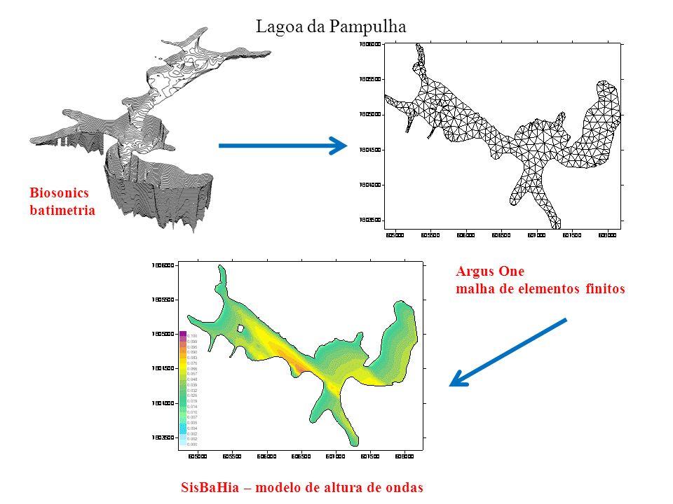 Hidrologia Prof. Dr. Paulo Cesar Rosman Coppe / UFRJ Circulação hidrodinâmica UHE Três Marias