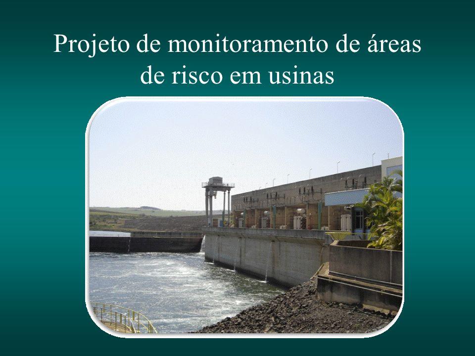 Tomada de água da Turbina Seletor de portas Visão frontal - barragemVertedouro Vertedouro