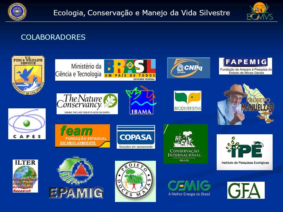 Ecologia, Conservação e Manejo da Vida Silvestre COLABORADORES