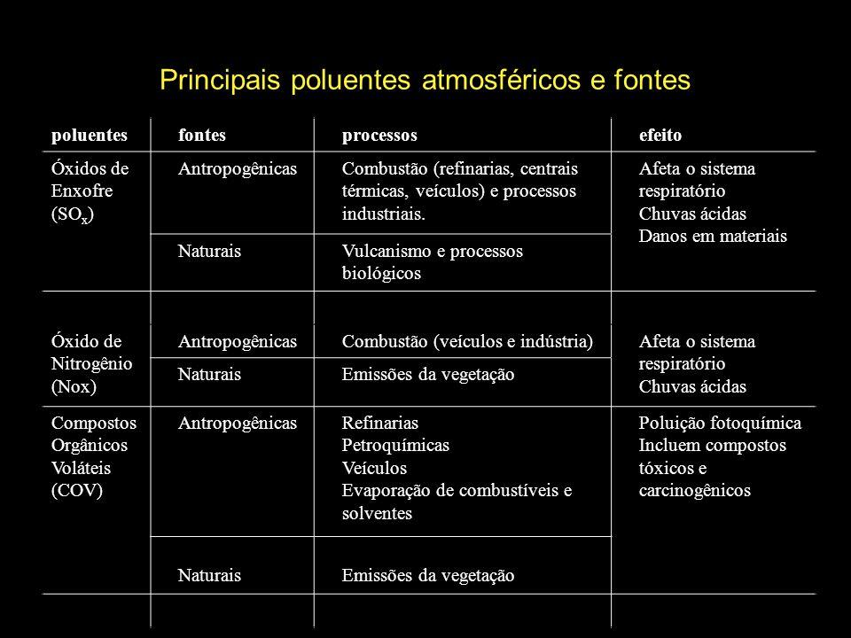 Efeito resfriador dos aerossois Andreae et al.