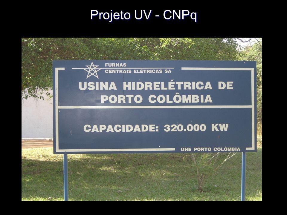 Projeto UV - CNPq