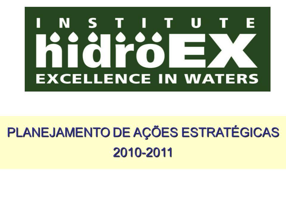 PLANEJAMENTO DE AÇÕES ESTRATÉGICAS 2010-2011