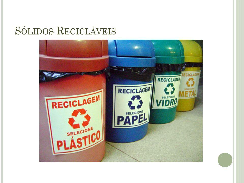 Papel e Cartão RecicláveisNão recicláveis Embalagens de cartão liso/compacto Guardanapos de papel, toalhetes, fraldas e pacotes de aperitivos Fotocópias, caixas em geral Embalagens e papéis metalizados e plastificados Embalagens de papel e papel de embalagens Embalagens que tenham contido cimento, alcatrão e produtos tóxicos Jornais e revistas Embalagens de cartão para líquidos alimentares