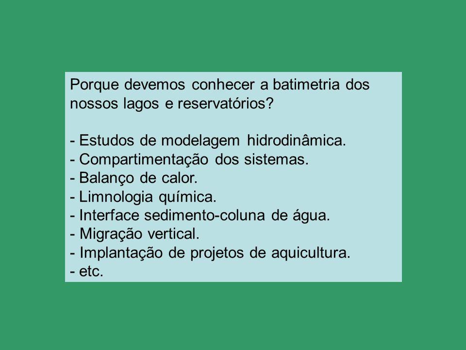 Fontes: Mitamura & F.A.R.Barbosa. 1991.