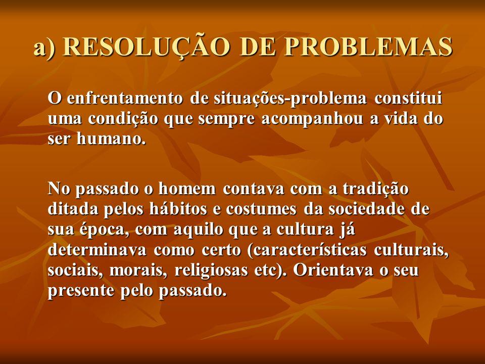 No presente os avanços tecnológicos desencadearam uma nova ordem de transformações sociais, culturais, políticas, econômicas, religiosas etc.