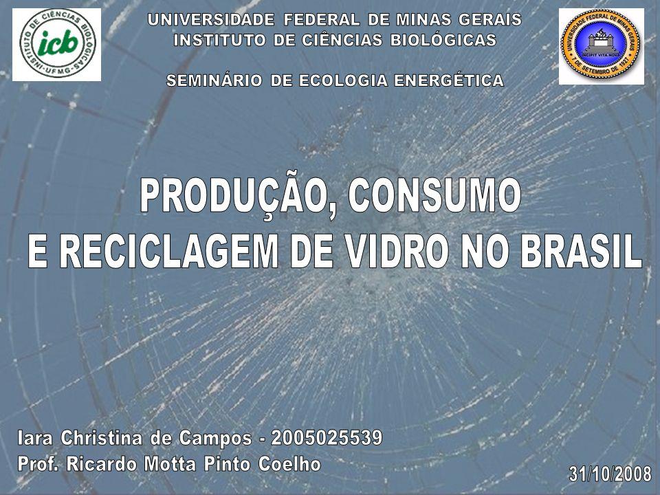 Coleta seletiva no Brasil Tabela 3: coleta seletiva nas regiões brasileiras segundo o IBGE – 2000.