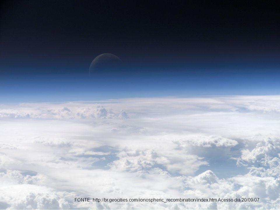 FONTE: http://br.geocities.com/ionospheric_recombination/index.htm Acesso dia 20/09/07