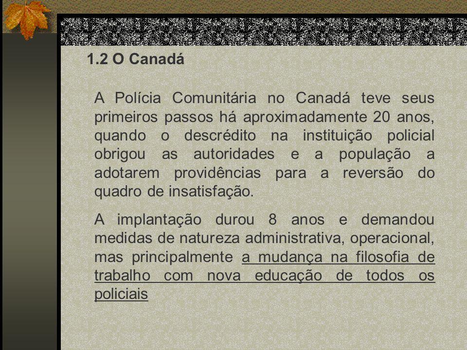 1.5.4 Paraguai A Polícia Nacional do Paraguai foi criada pela Constituição Nacional de 1992 e regulamentada pela Lei nº 222 – Orgânica da Polícia Nacional, sancionada em 29 de junho de 1993, a qual modificou substancialmente a realidade da instituição policial paraguaia.