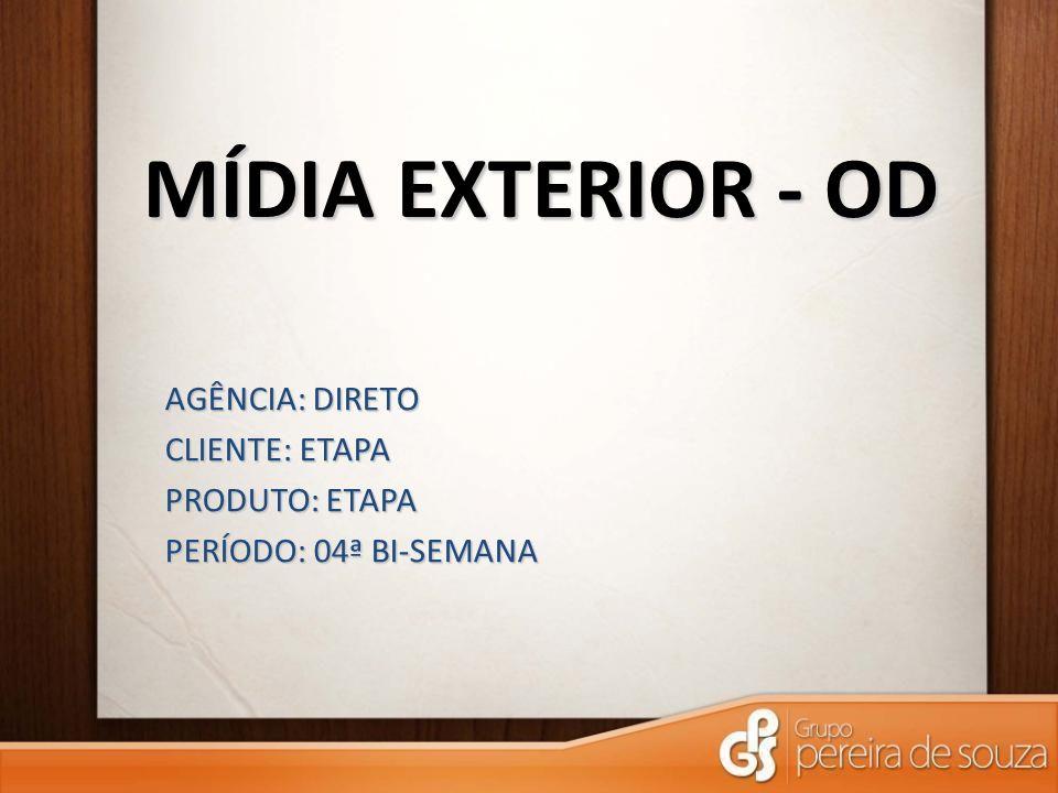 EXIBIDORA: IDEAL LOCAL: AV.