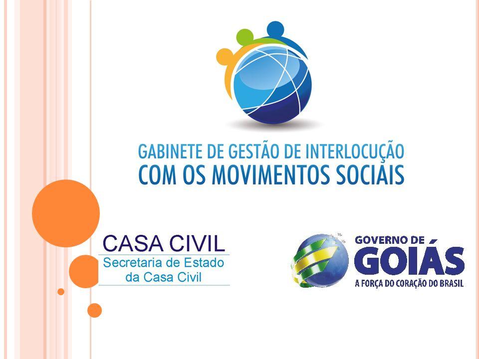MISSÃO Identificar, capacitar e apoiar os movimentos sociais por meio da articulação e da promoção das políticas públicas.