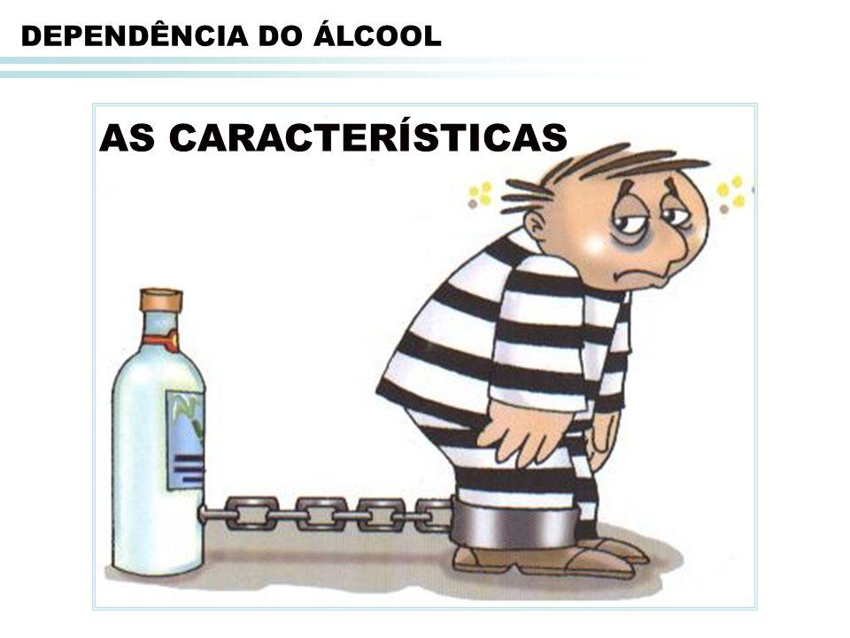 Qual a diferença entre beber socialmente e ser alcoolista? A principal diferença é que o alcoolista não tem controle sobre o consumo da bebida.