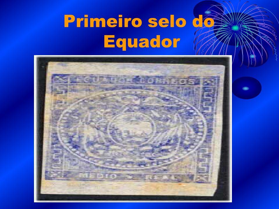 Primeiro selo do Equador