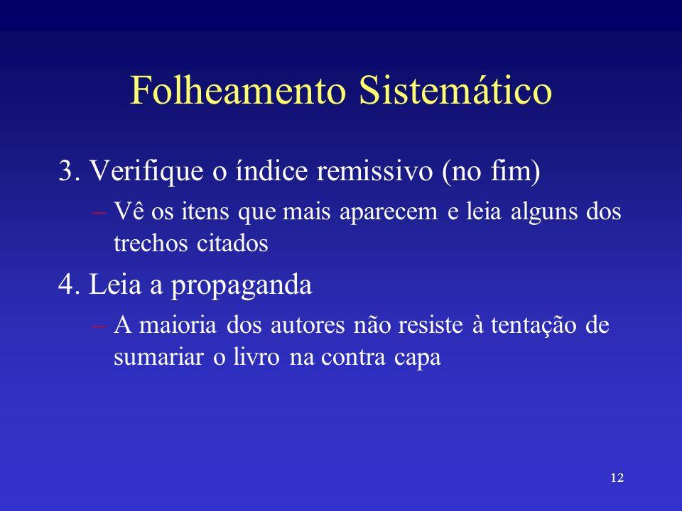 12 Folheamento Sistemático 3.