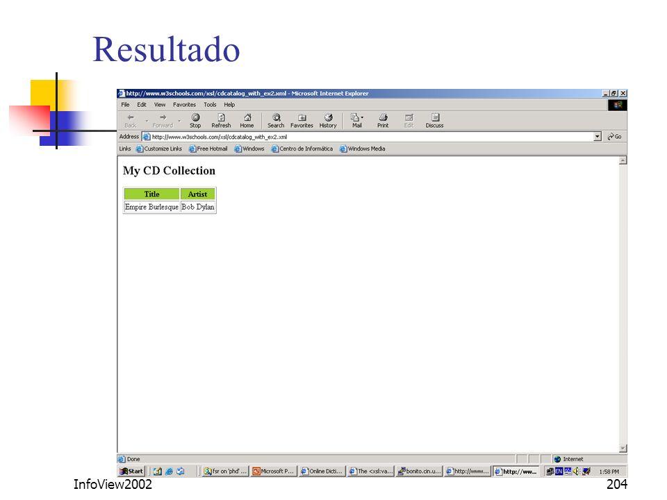 InfoView2002204 Resultado