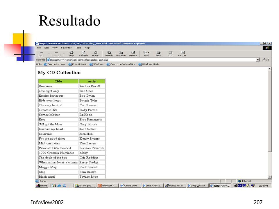 InfoView2002207 Resultado