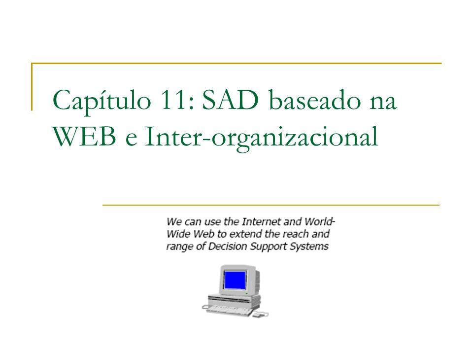 O que é um SAD Web-Based.