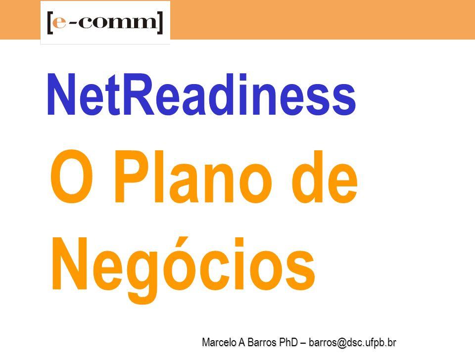 Marcelo A Barros PhD – barros@dsc.ufpb.br 1.Espírito empreendedor (Liderança) 2.