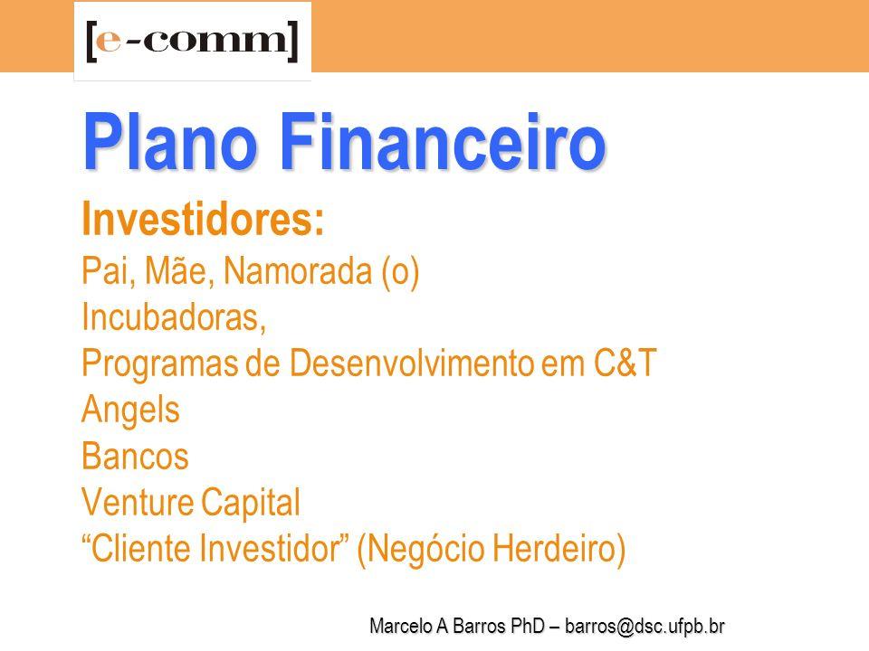 Marcelo A Barros PhD – barros@dsc.ufpb.br Visão, Missão e Metas NetReadiness