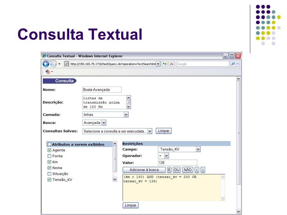 Consulta Textual