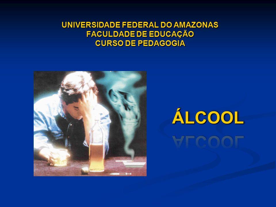 UNIVERSIDADE FEDERAL DO AMAZONAS FACULDADE DE EDUCAÇÃO CURSO DE PEDAGOGIA