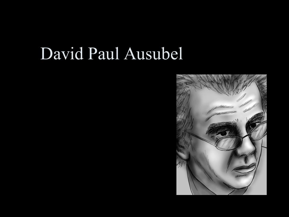David Paul Ausubel