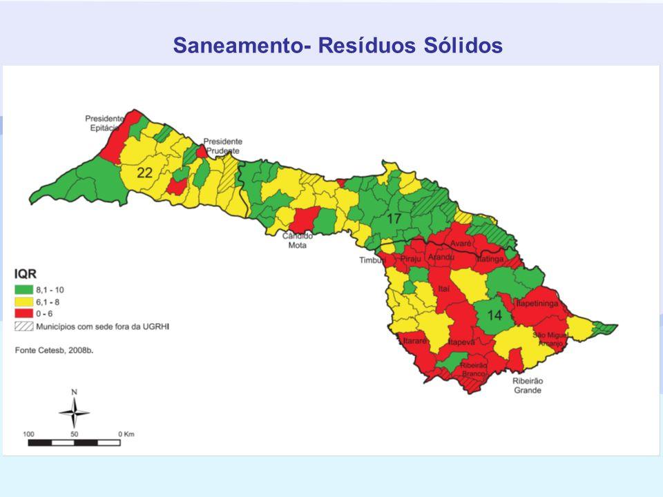 Relatório de Situação 2009: objetivos 1.