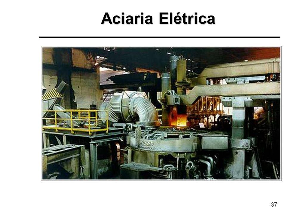 37 Aciaria Elétrica