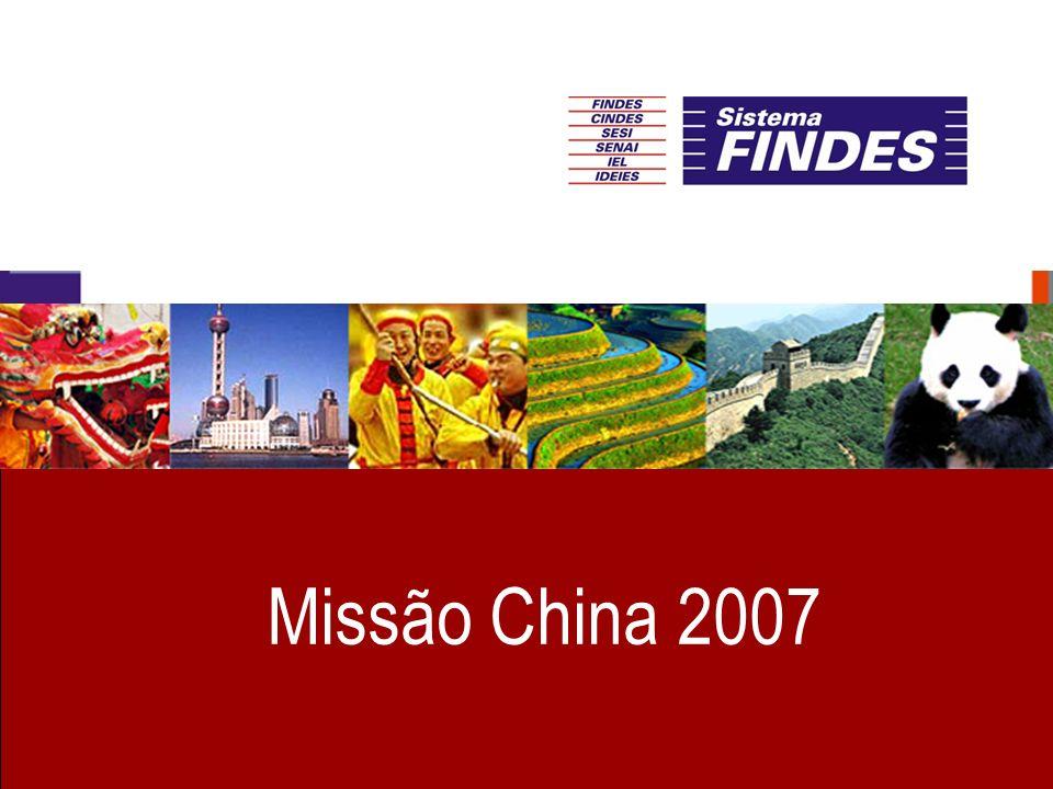 2 Missão China 2007