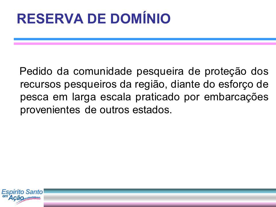 Portaria IBAMA 147/97 Frustradas as tentativas de revisão da Portaria foi sugerida a criação de uma APA - Área de Preservação Ambiental em Relatório de Atividades sobre a Situação de Pesquisa e Lavra de Calcário Biodetrítico na Plataforma Continental (Vanessa Maria Mamede Cavalcanti - Geóloga 10º Distrito/DNPM, Fortaleza 10/12/2001).
