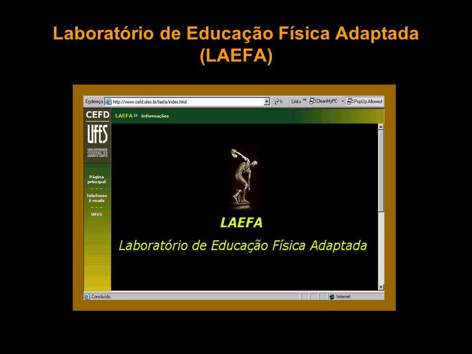 Laboratório de Educação Física Adaptada (LAEFA)