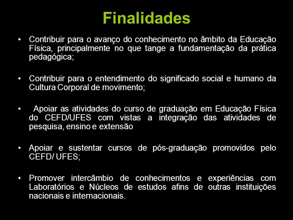 Laboratório de Fisiologia do Exercício (LAFEX) http://www.ufes.br/~lafex/