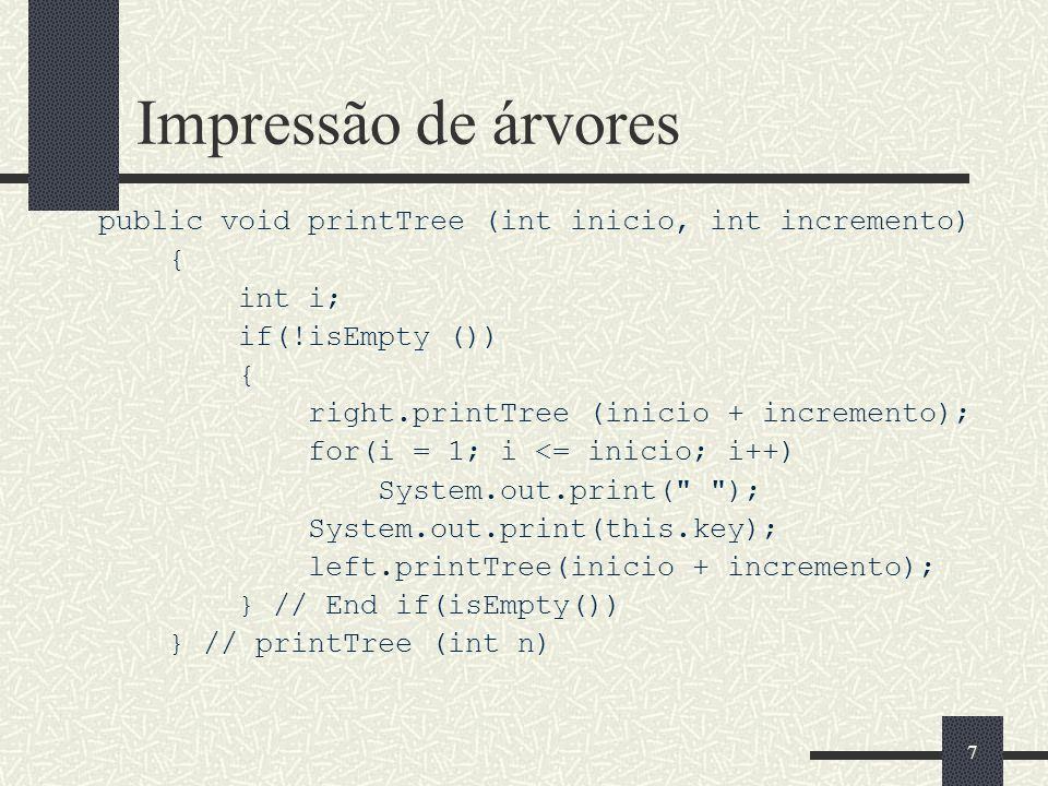 Implementação C++ Drozdek