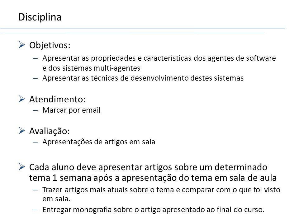 Aplicações com agentesII/V Aplicações de medicina: ¿Por que agentes.