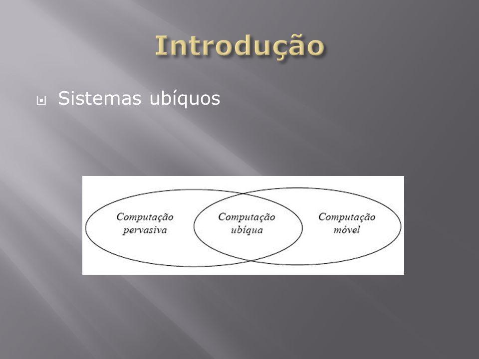 Sistemas ubíquos