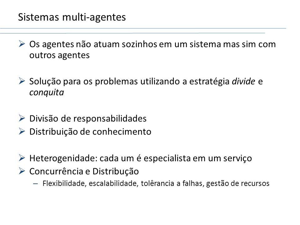Como garantir que os designers de SMAs possuem a mesma definição para agentes.