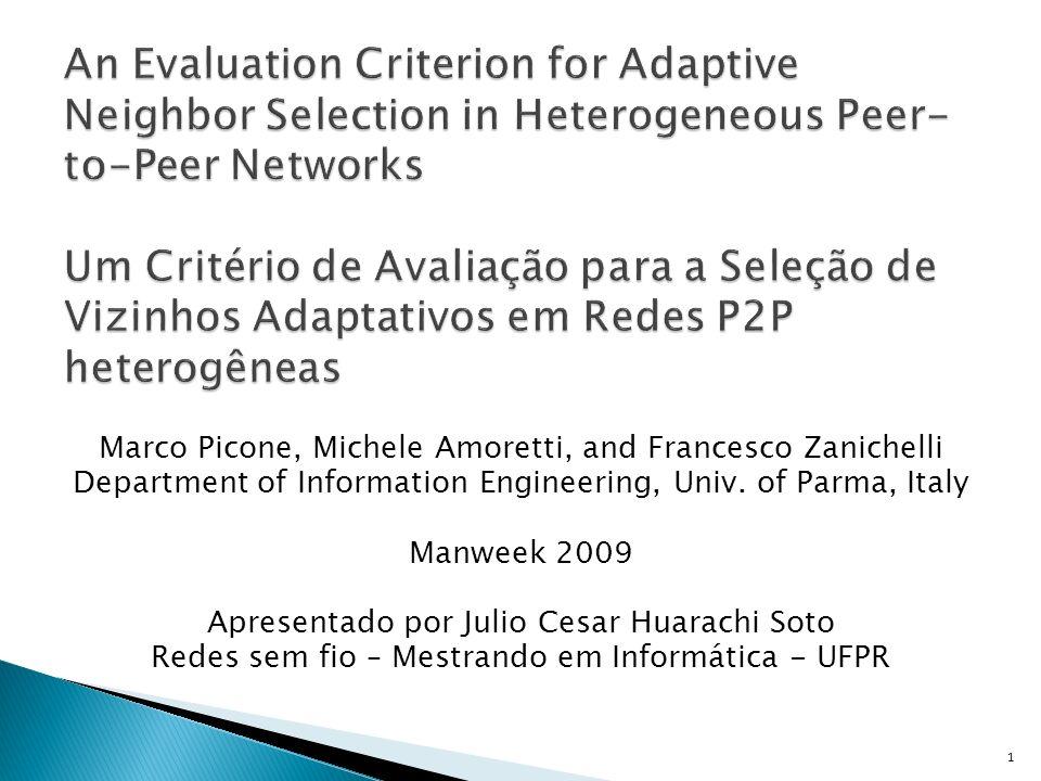 Objetivo Introdução Modelo Simulação Resultados Conclusões Trabalhos relacionados Análise crítica do artigo 2