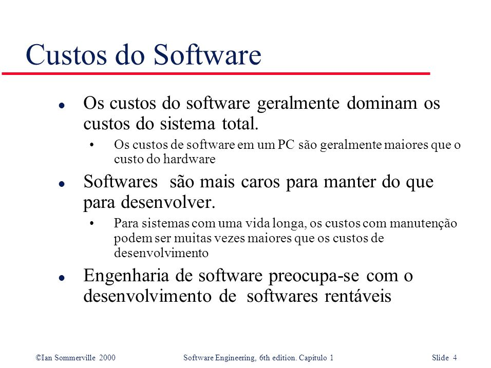 ©Ian Sommerville 2000Software Engineering, 6th edition.
