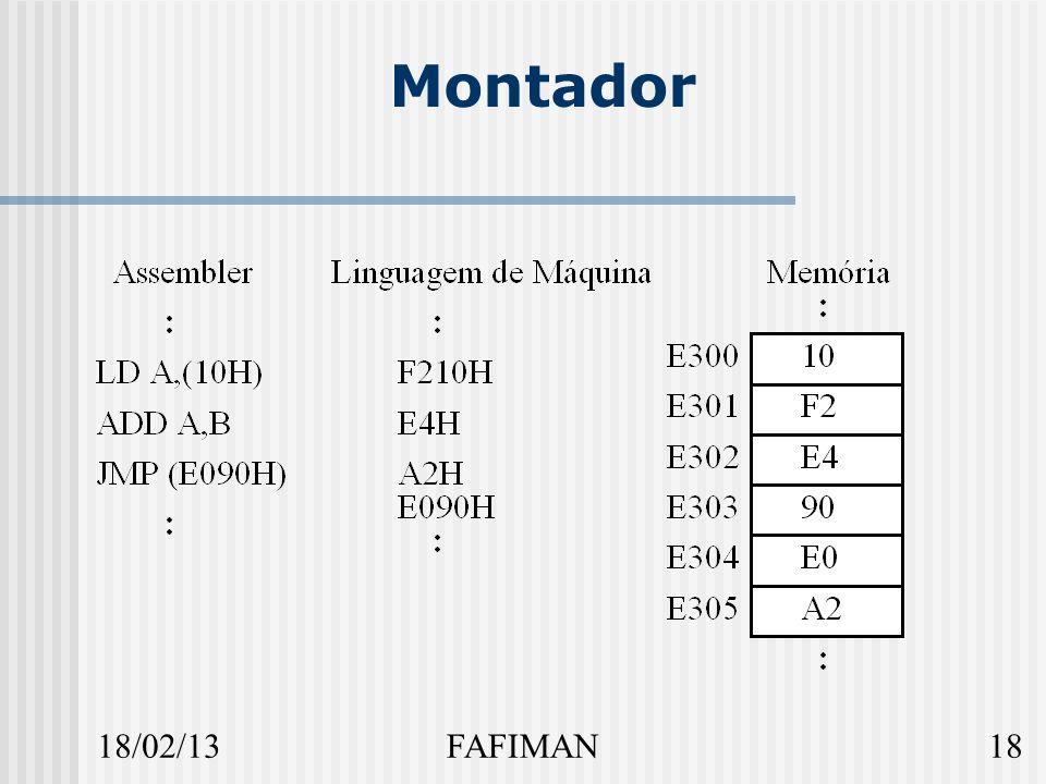 18/02/1318FAFIMAN Montador